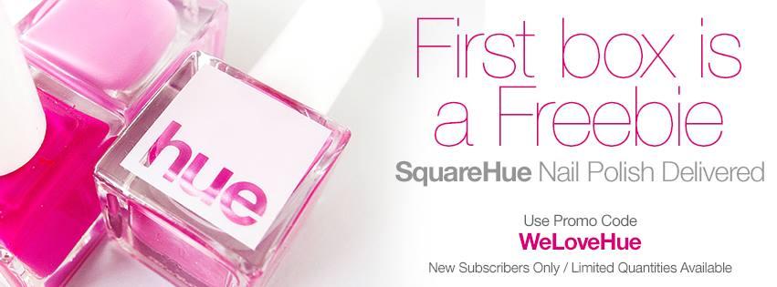 Square Hue Free Box