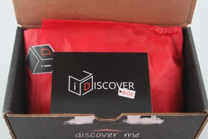 iDiscover First Look