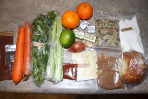 The ingredients part 1