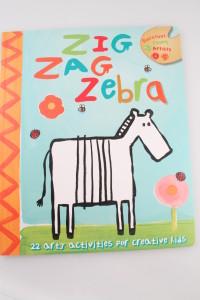 Barefoot Books Zig Zag Zebra