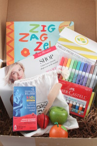Citrus Lane January 22 month old box