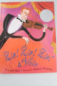Zin Zin Zin! A Violin