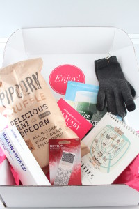 January 2014 Popsugar Must Have Box