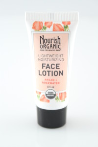 Nourish Organics Facial Products
