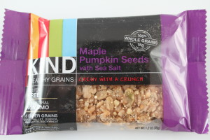 Kind Maple Pumpkin Seeds with Sea Salt