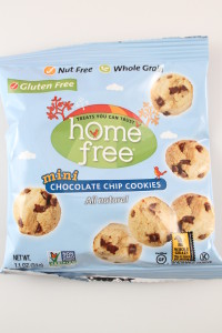 Home Free Cookie  Mini Choc Chip
