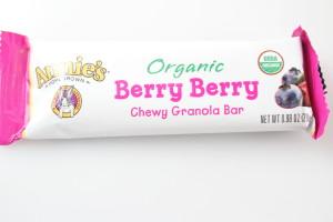 Annie's Organic Berry Berry Granola Bar