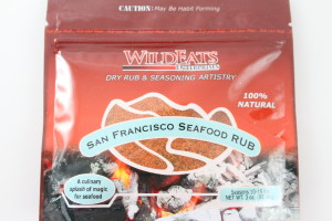 Wild Eats Enterprises San Francisco Seafood Rub