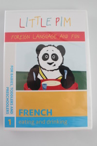 Little Pim French DVD 1 Eating and Drinking