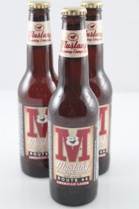 Mustang Route 66 American Lager