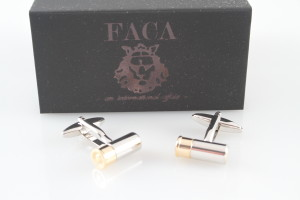 Cufflinks by Faca