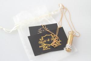 Killer Style Bullet Necklace
