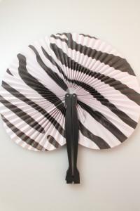 Animal Print Fan