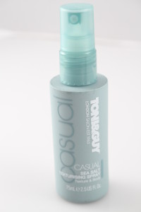 Toni&Guy Casual Sea Salt Texturising Spray