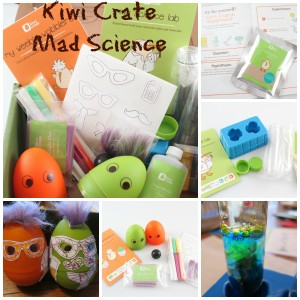 Kiwi Crate Mad Science