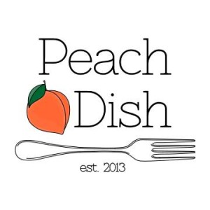 Peach Dish  Giveaway
