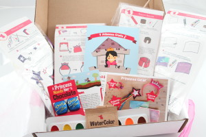 Princess Crate January