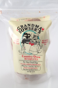 Grandma Bowser's Country Oven Bisquits