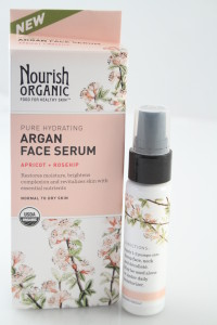 Nourish Organic Argan Face Serium