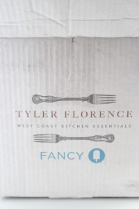Tyler Florence Fancy Box December