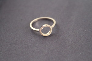 Urban Gem Carnival Ring in Silver
