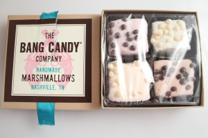The Bang Candy Company Handmade Marshmallows