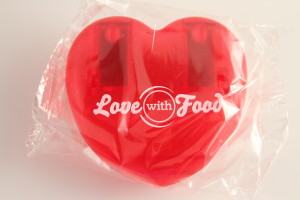 Love with Food Clip