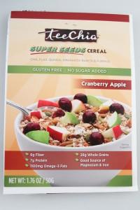 TeeChia Super Seeds Cereal