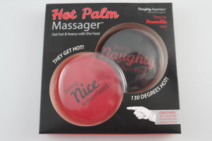 Hot Palm Massager