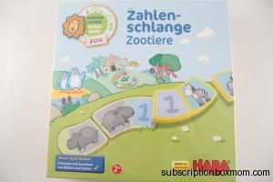 Serpentine of Numbers: Zoo