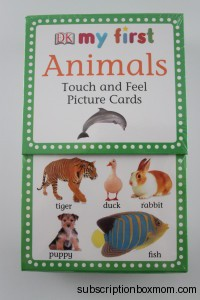 My First Touch and Feel Animals
