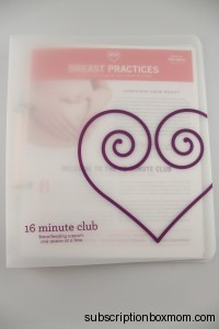 16 Minute Club Binder