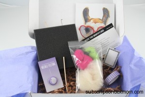 WhimseyBox February 2014 Review