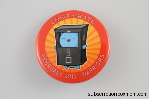 Loot Crate Button