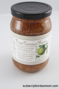 New Canaan Farms Blanco River Applekraut