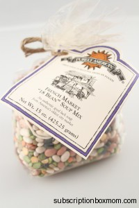 "Purely American French Market ""18 Bean"" Soup Mix"