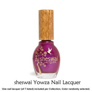 Sheswai Nail Lacquer