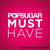 May 2014 Popsugar Must Have Box