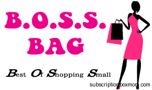 BOSS Bag Giveaway