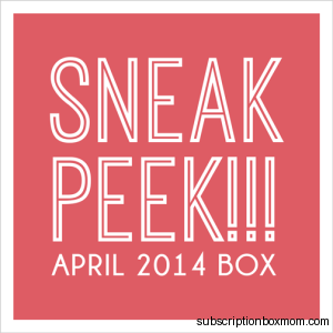 Beauty Box 5 April 2014 Sneak Peek