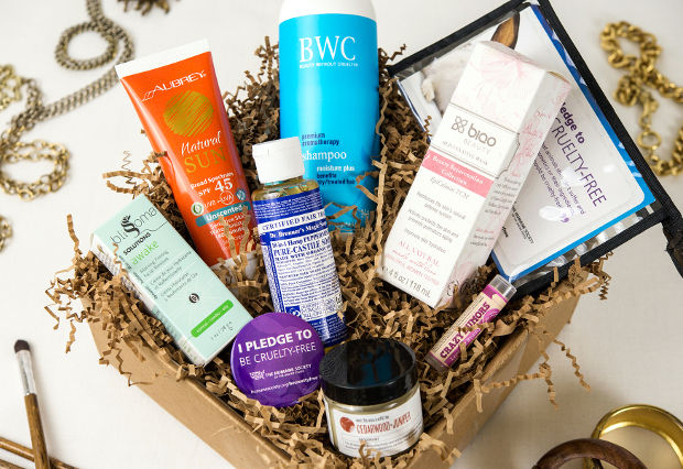 Vegan Cuts Cruelty Free Week Box