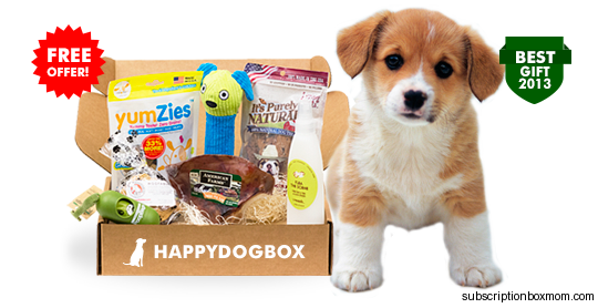 Happy Dog Box Sale