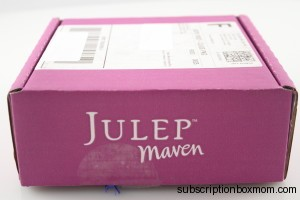 Julep Maven March 2014