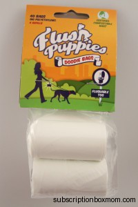 Flush Puppies Doodie Bags