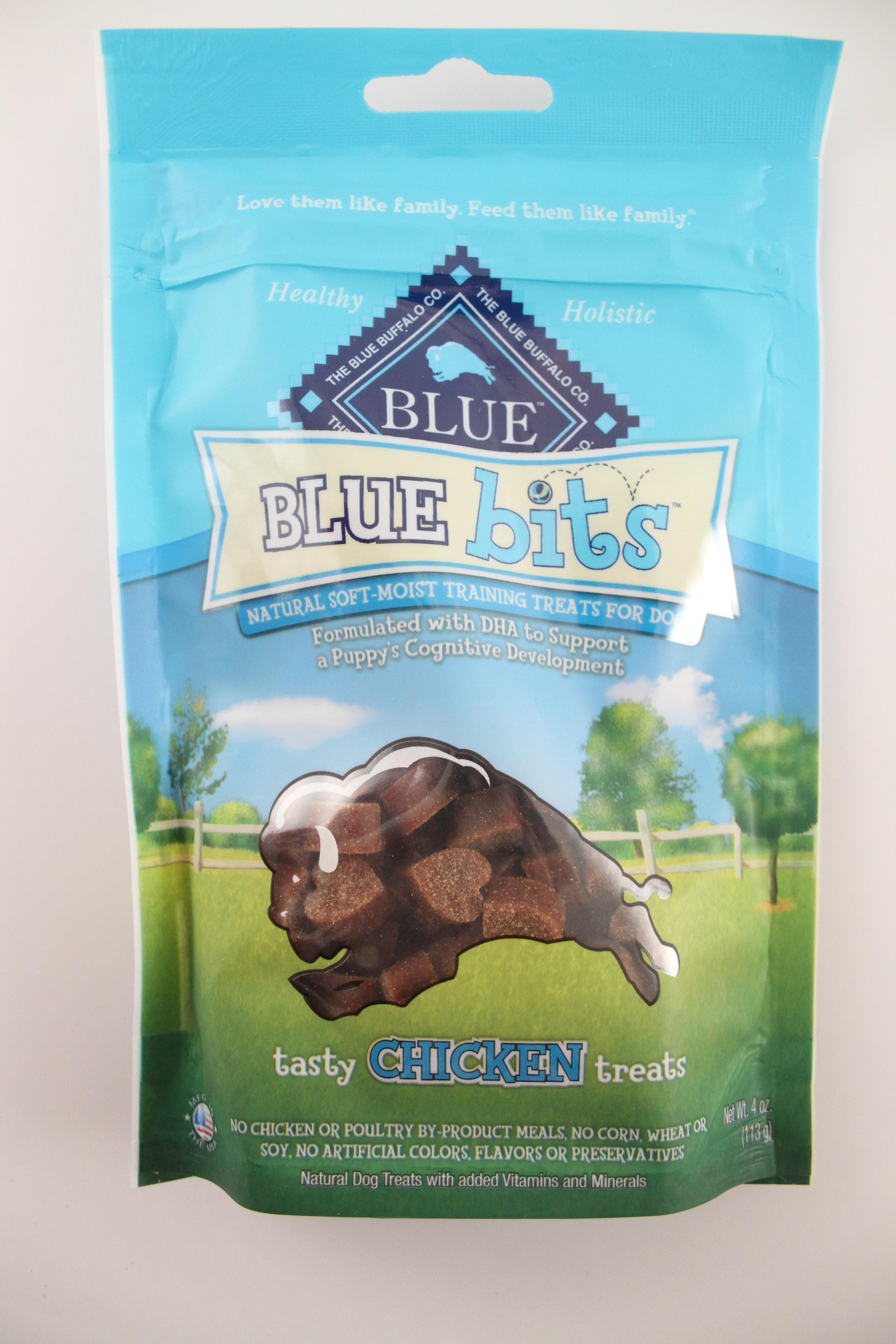Blue Buffalo Treats