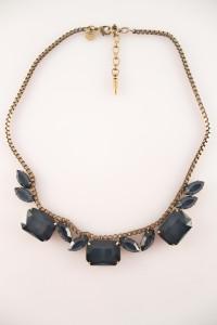 Loren Hope Blythe Necklace in Midnight