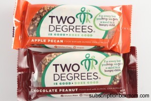 Two Degrees Food Bars