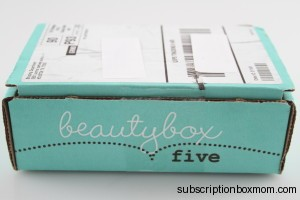 March 2014 Beauty Box 5