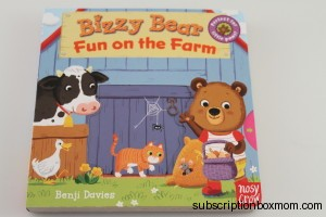 Bizzy Bear Fun on the Farm