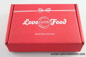 Love with Food March 2014